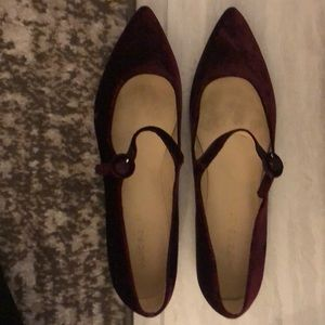 Marc Fisher flats worn once ❤️